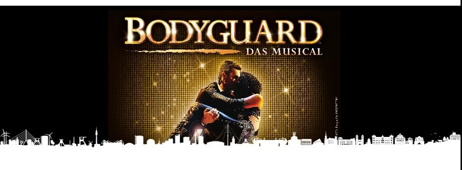 BODYGUARD | Colosseum Theater Essen  | Leservorstellung 17.04.2020  Tickets ab 47,80 €
