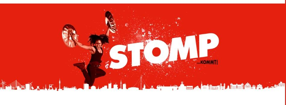 STOMP | 19.02.2019 | Tickets ab 39,50 €